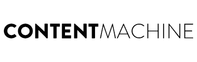 Contentmachine Video Production, Dublin logo